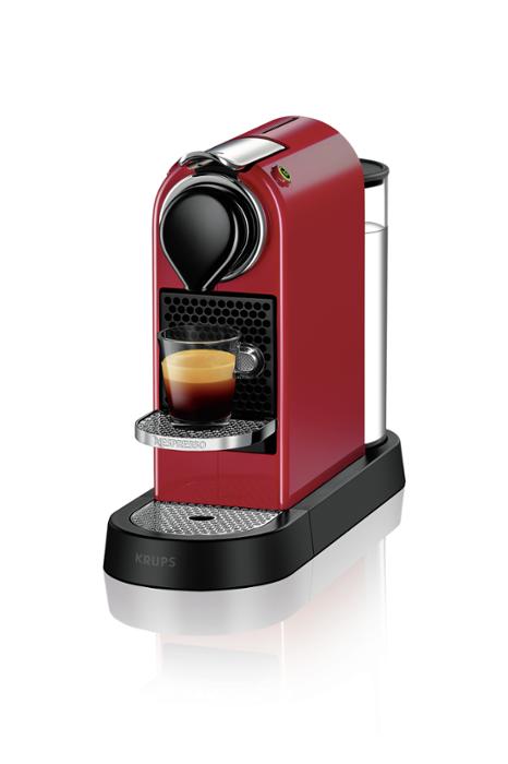 Macchina Da Caffe Espresso Nespresso En167 B Citiz